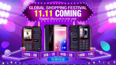 ioutdoor Aliexpress 11.11 Featured