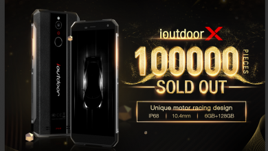 ioutdoor X 100000 Featured