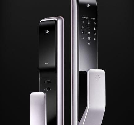 Furniture Accessories Xiaomi Youpin M2 Automatic Fingerprint Sliding Lock Smart Sliding Lock Automatic Push-pull Smart Remote Control For Mijia App #3