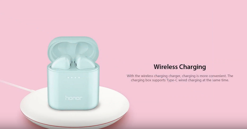 Honor earbuds