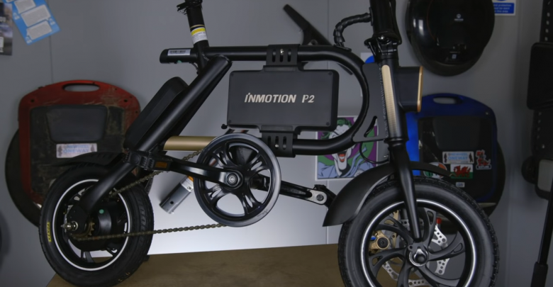 InMotion P2 Review