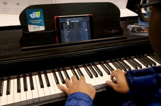 One Light Keyboard