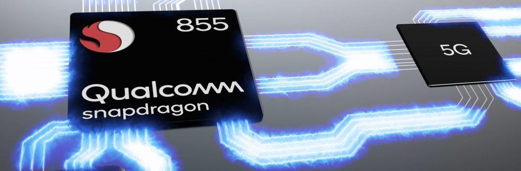 Qualcomm Snapdragon 855 - 5G