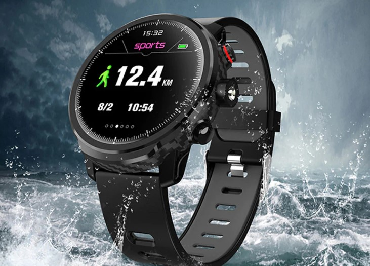 Microwear L5 SmartWatch Review | A mine of features you must