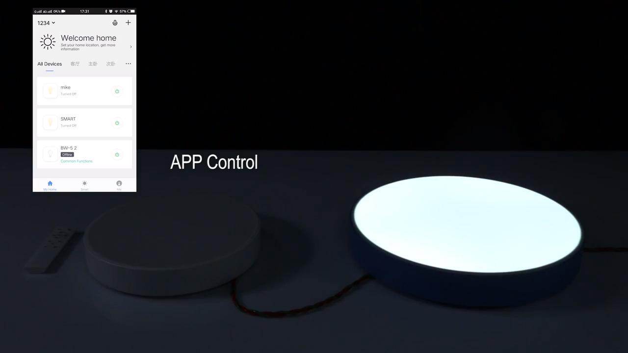 Utorch UT30 Smart LED Light