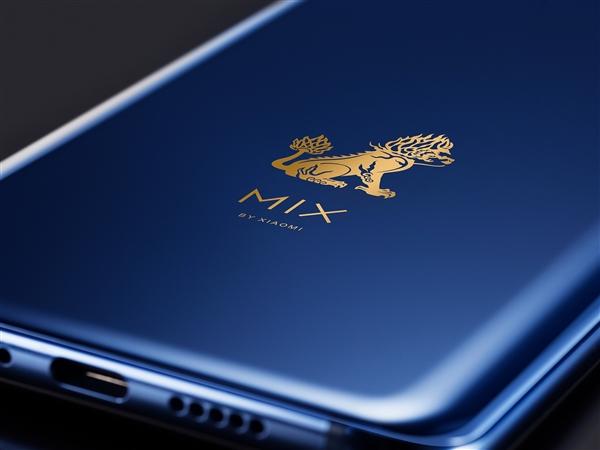 Xiaomi Mi MIX 3 Palace - Design