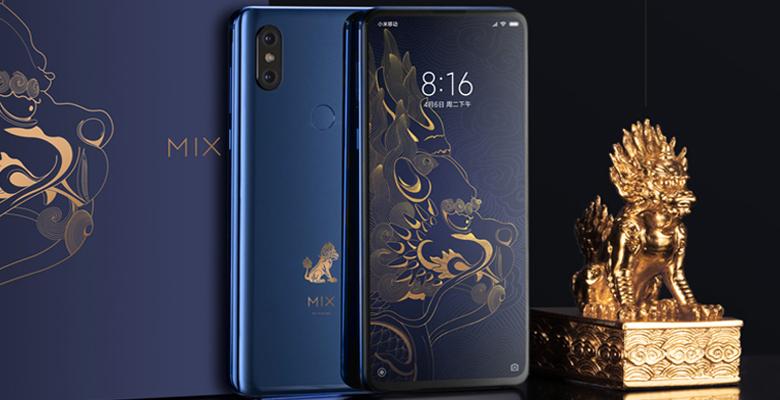 Xiaomi Mi MIX 3 Palace Featured