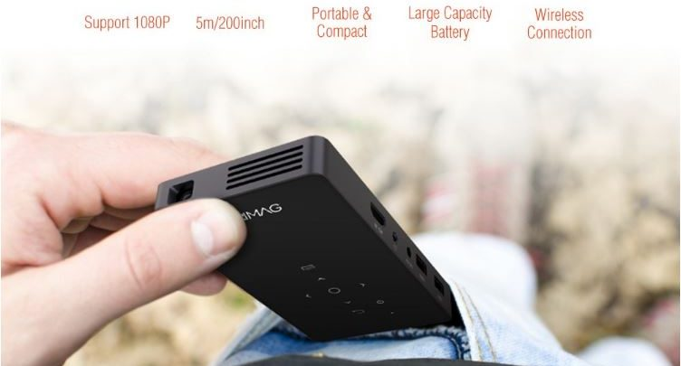 orimag p8 dlp small home pocket projector offered for 139 95 orimag p8 dlp small home pocket