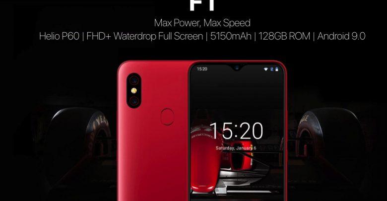Android 9 Pie hits Flagship Killer UMIDIGI F1, Incredible