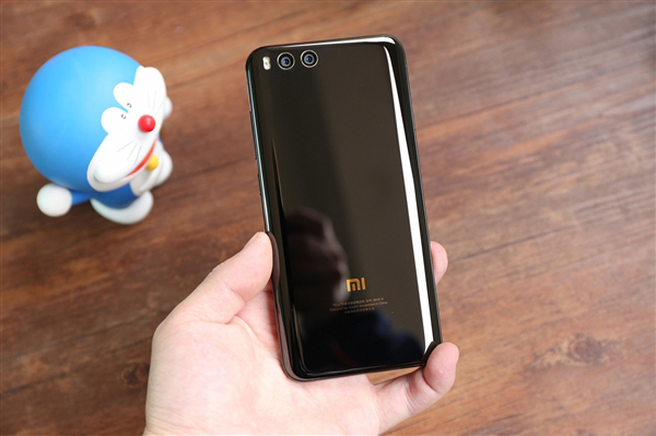 Internal specifications of the Xiaomi Mi 6
