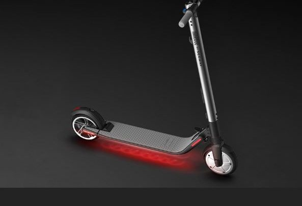Xiaomi Ninebot Segway ES2 Folding Electric Scooter Offered