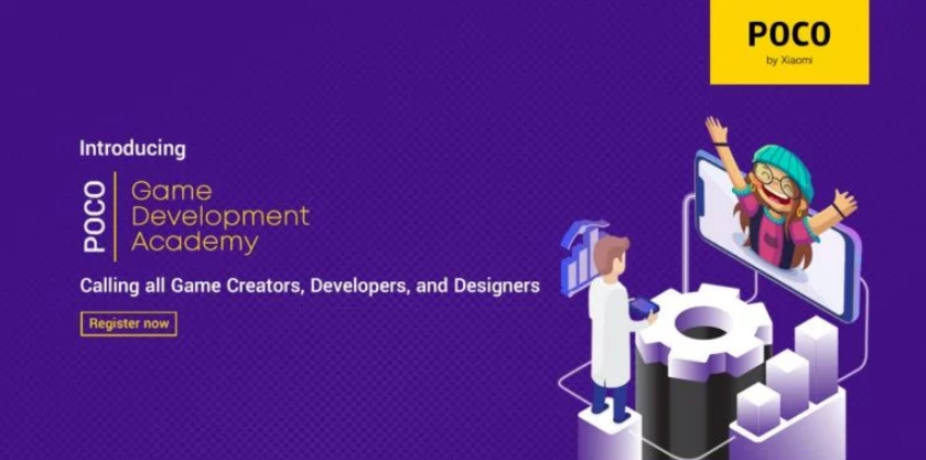 Xiaomi presents Poco Game Development Academy, a new initiative for Indian users
