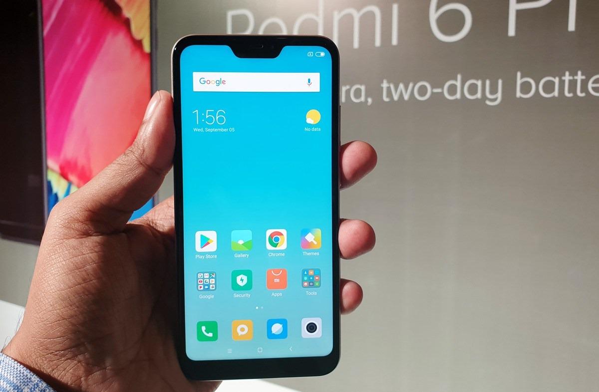 Xiaomi Redmi Note 6 Pro: cameras