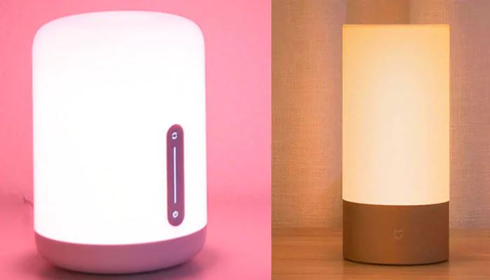 Xiaomi Mijia Bedside Lamp 1 Vs Xiaomi Mijia Bedside Lamp 2 You Dont Need A Fortune To Own Them