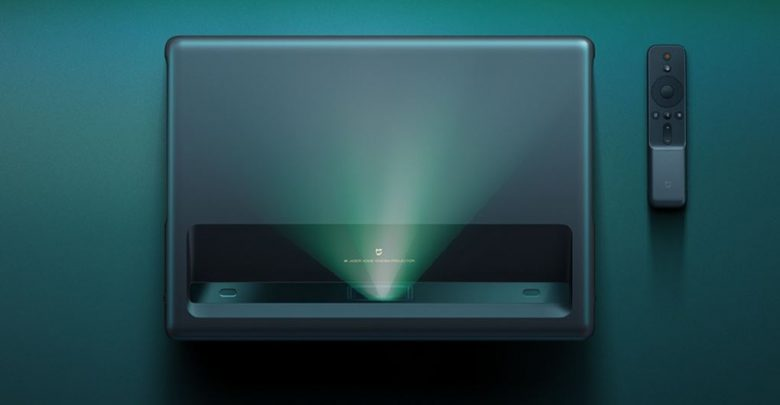 Xiaomi Mijia Laser 150-inch 4K Projection TV arrives the