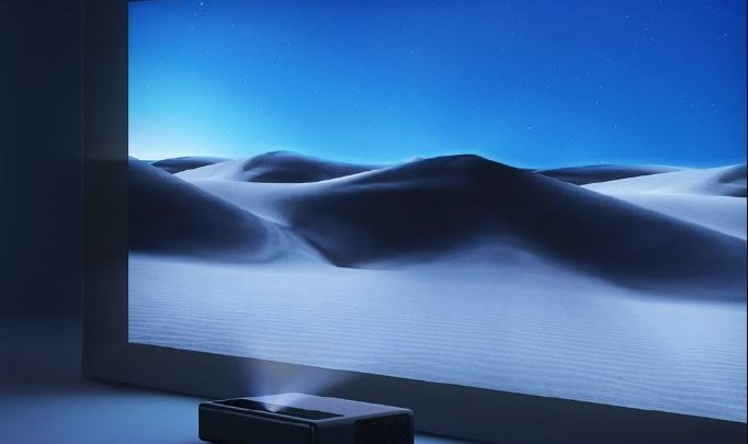 Xiaomi Mijia Laser Projector TV 4K Offered For $1879 99