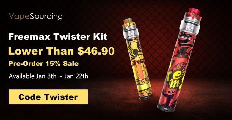 Freemax twister kit