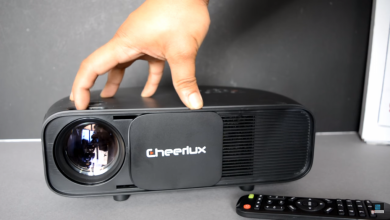 Cheerlux CL760 Projector