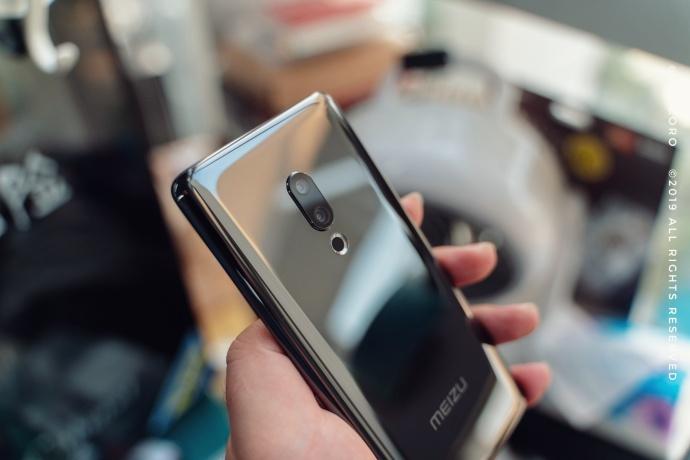 Meizu Zero – A minimalist Phone with no button no keys
