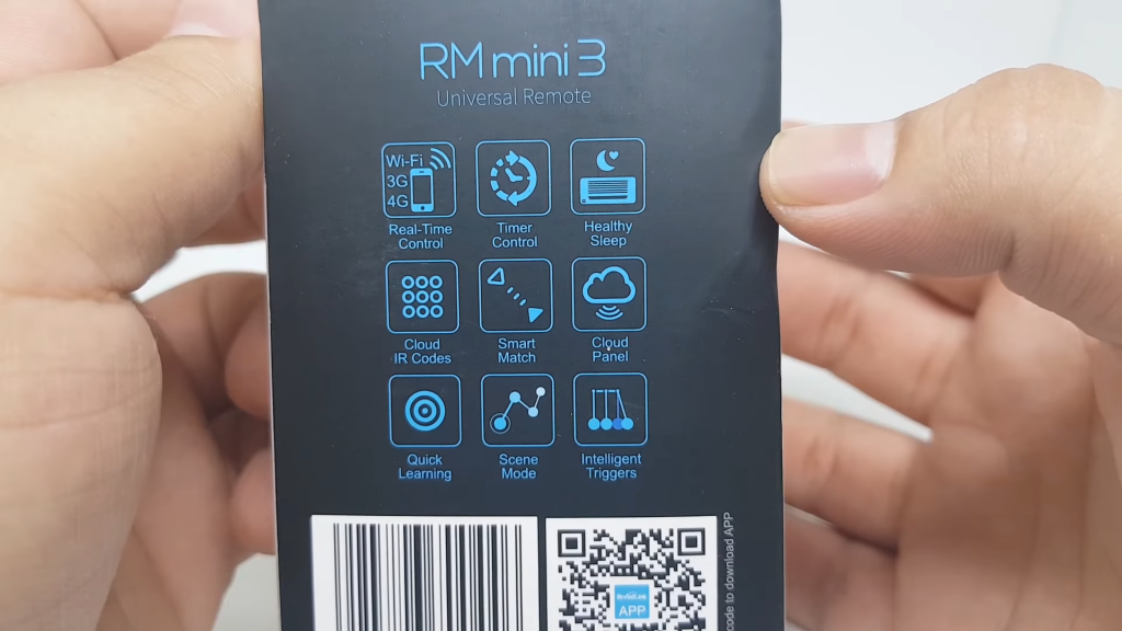 Broadlink RM mini3 universal Wi-Fi or IR controller Review - XiaomiToday