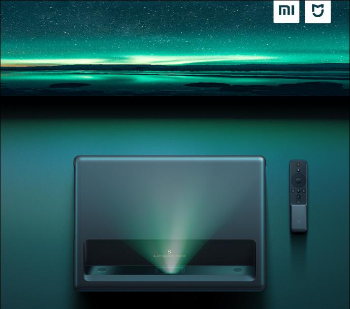 Xiaomi MIJIA Laser Projector 4K