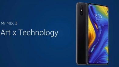 Xiaomi Mi MIX 3 5G Featured