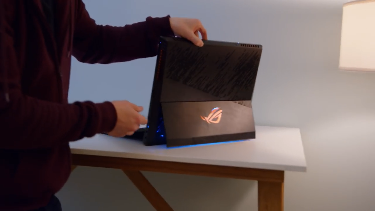 ROG Mothership GZ700 Laptop Review