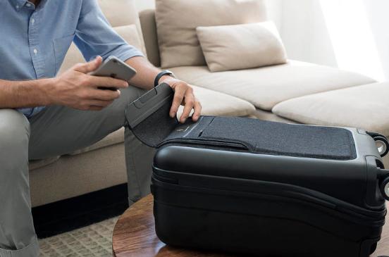 Xiaomi Fingerprint Suitcase