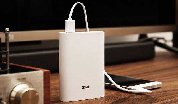 ZMi router 7800 mAh