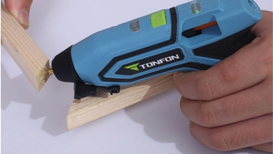 XIAOMI Tonfon Hot Glue Gun