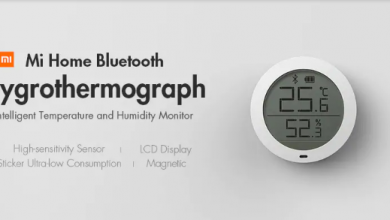 Xiaomi Thermostat Temperature Humidity Monitor