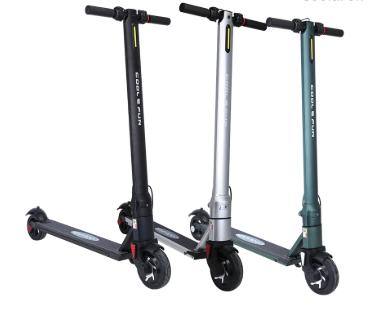Aluminium Alloy Electric Scooter