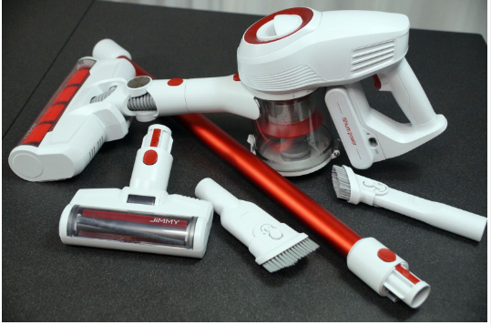 Xiaomi JIMMY JV51 vacuum cleaner Review
