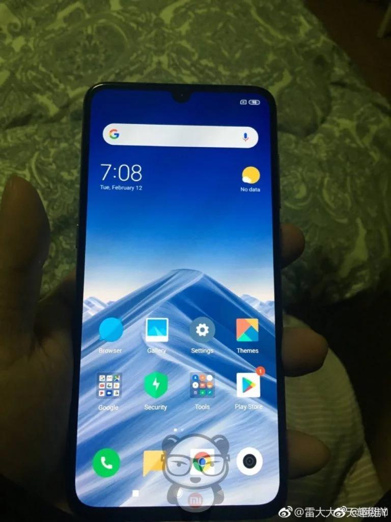Xiaomi Mi 9 - Front
