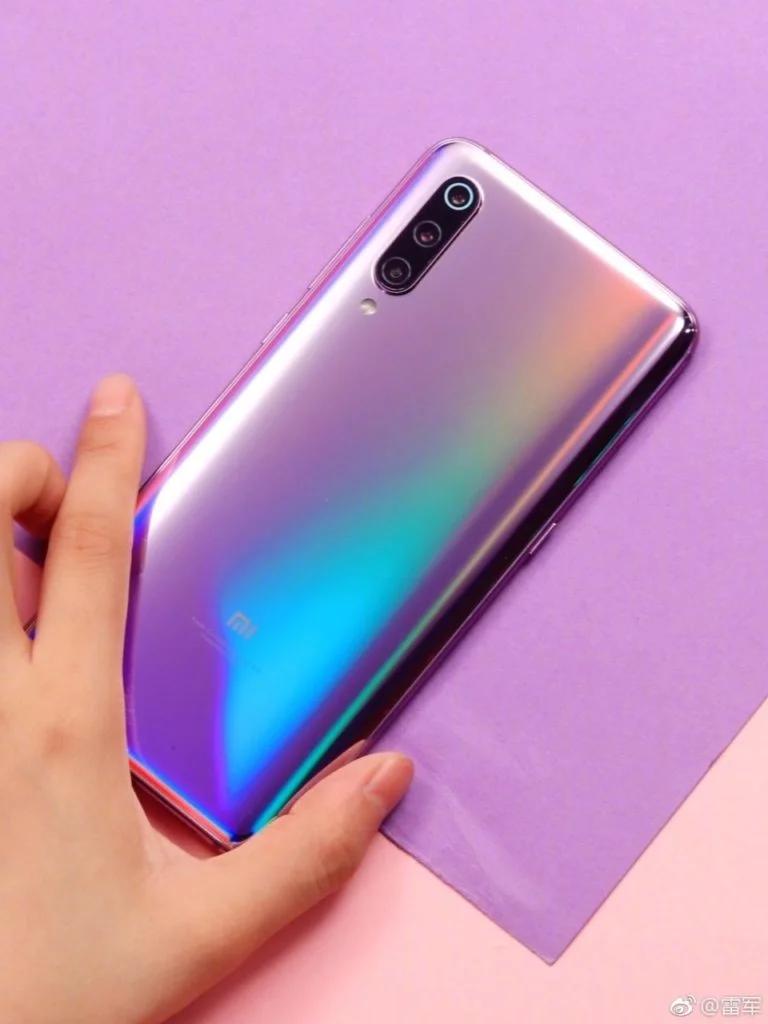 Xiaomi Mi 9 Sky Blue