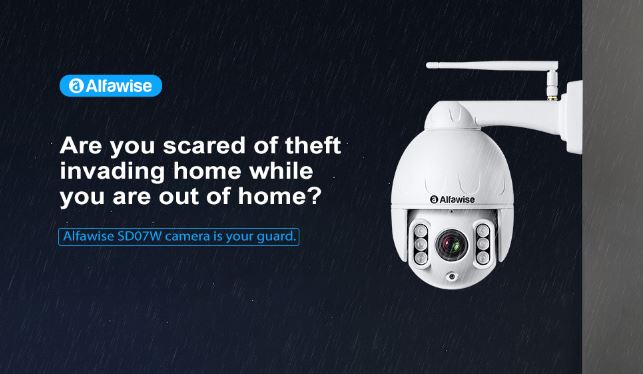 Alfawise Sd07w Outdoor Waterproof Ip Camera Offered For 63 99
