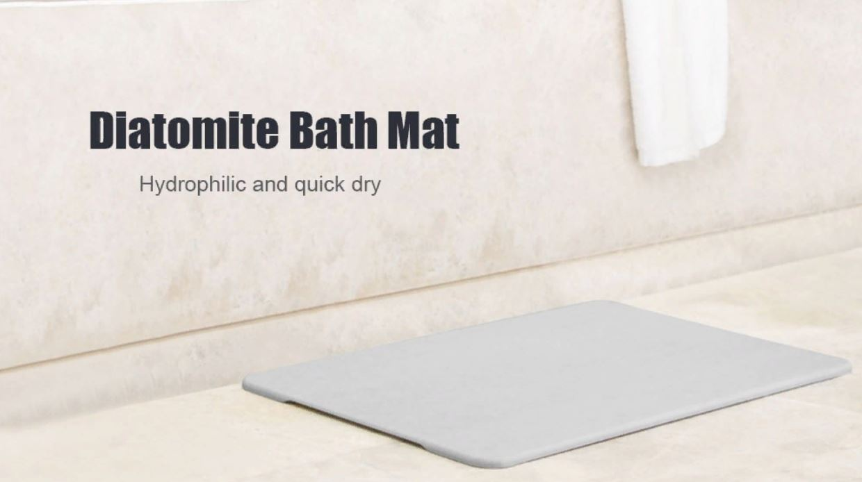 Water Absorbing Bath Mat Now For 61 64