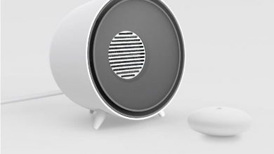 Xiaomi mini electric Heater