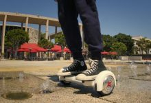 Chic pi smart hoverboard