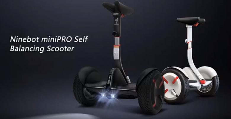 Ninebot segway 2 wheel
