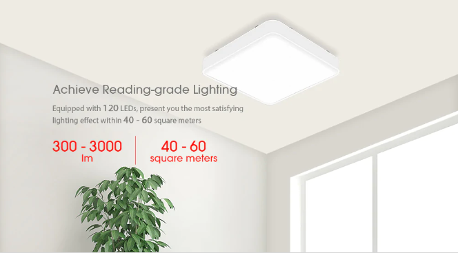 Yeelight Square LED Ceiling Light