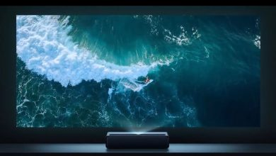 Xioami Mijia 4k projector