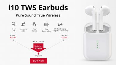 Earbuds featured Geekbuying