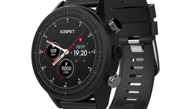 Kospet Hope 4G Smartwatch Phone(3GB + 32GB) For $109 99