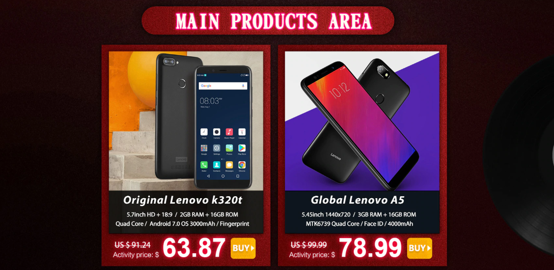Lenovo Is Offering Up to 32% Discount on Its 328 Promotion