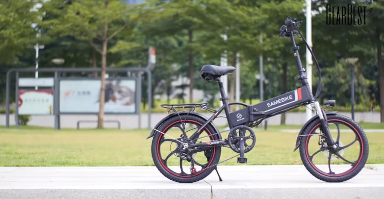 Samebike 20LVXD30 Smart Folding Bike