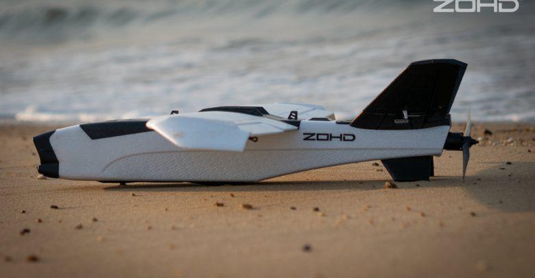 Buy ZOHD Talon GT Rebel V-Tail Long-Range Flying FPV Wing RC