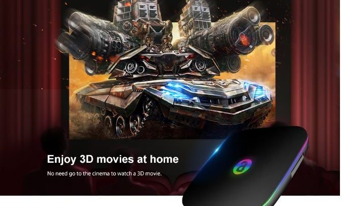 Alfawise H6 Android 9 0 6K HD TV Box Offered For Just $40 99