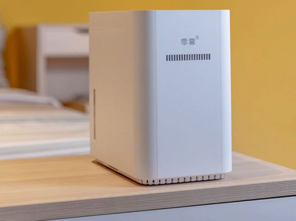 Xiaomi Low Temperature Evaporation Humidifier available for