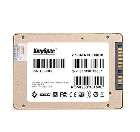 kingSpec P3 512GB 2 5 inch SATA 3 0 Solid State Drive SSD